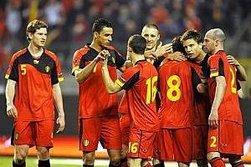 Les Diables rouges gagneront 25 places au prochain classement FIFA