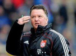 Le Bayern Munich a limogé Van Gaal