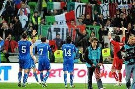 Italie - Irlande en amical à Sclessin le 7 juin