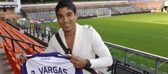 Officiel : Vargas à Anderlecht pour 2,5 Millions