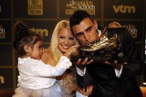 Suarez élu Soulier d'Or 2011 devant Axel Witsel et Thibaut Courtois