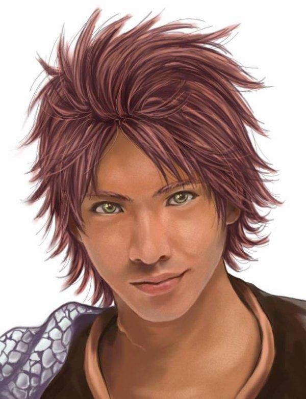 Vous vous êtes déjà demandé à quoi Natsu pouvait ressembler dans la vie réelle ? Le mec qui a fait ce fanart est un génie *c*