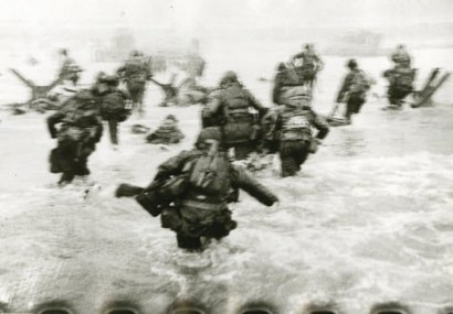 D-Day hommage
