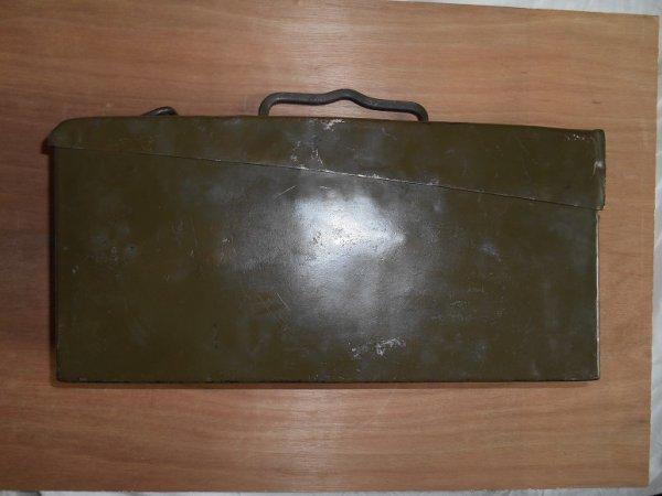 Du nouveau les amis :D !!!!! Caisse à munition pour MG 34/42 Allemande WW2