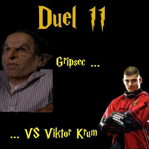 Duel : Vote !