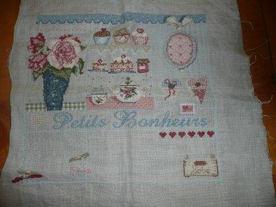 "SAL "" Petits bonheurs"" Madame la fée"