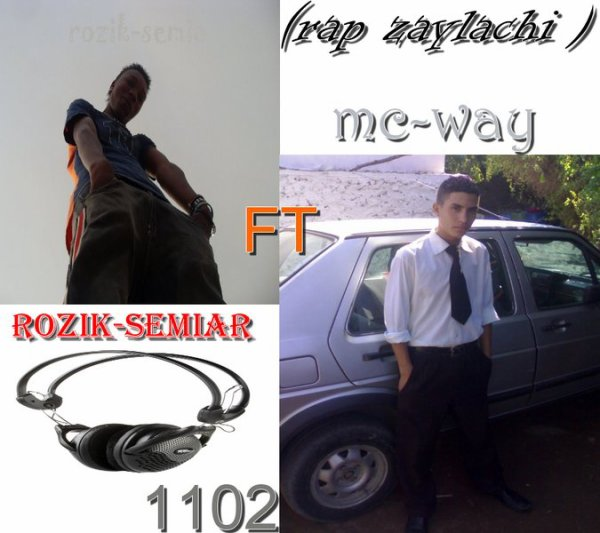 Mc-Way FT RoZik SeMiar