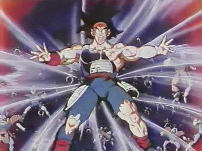 baddack (aussi apeler bardock) est un guerrier de lespace mais c'est aussi le pere de son goku. baddack est un puissant guerrier lui est sa bande font exploser des planetes. il a trois fils son goku, thales et raditz. il vit sur la planete vegeta.