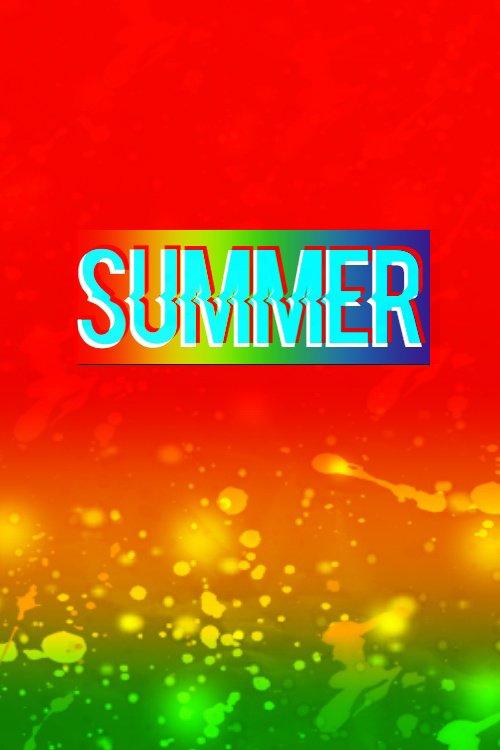fond pour l'été, fond summer