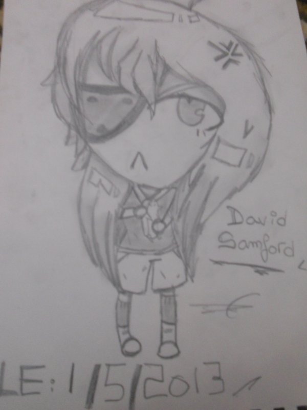 Mon P'tit David Samford ! X)