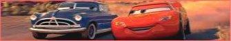♦ Le film d'animation : Cars Flotter comme une Cadillac, piquer comme une BM ! Ketchaaa !