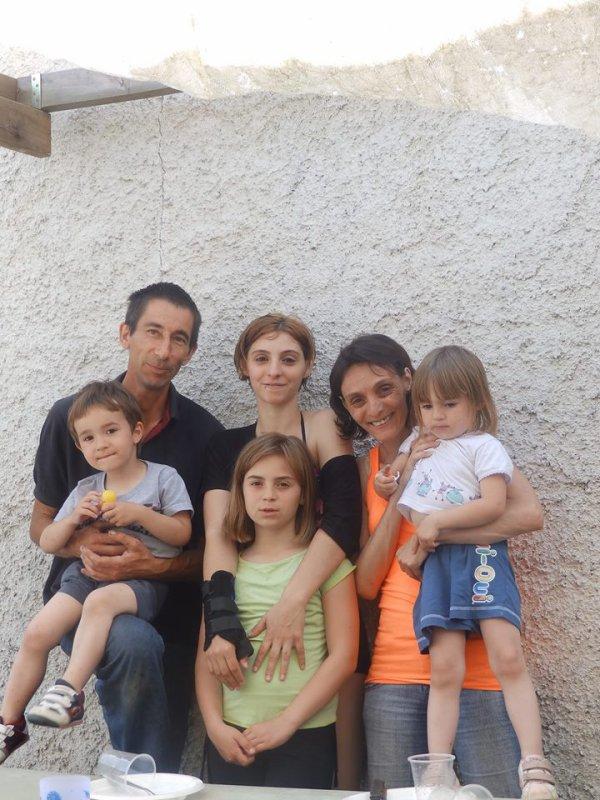 Ma Famille Du Coté De Ma Mére