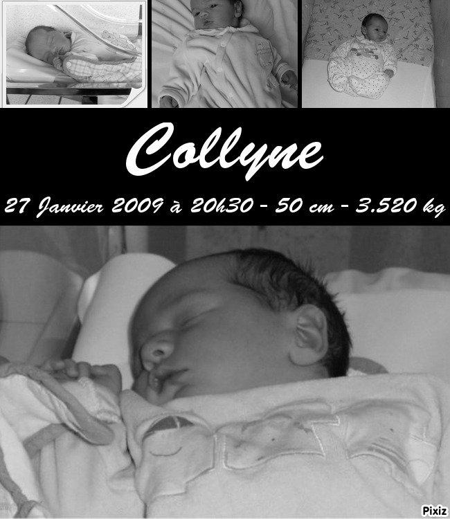 Ma Cousine Collyne