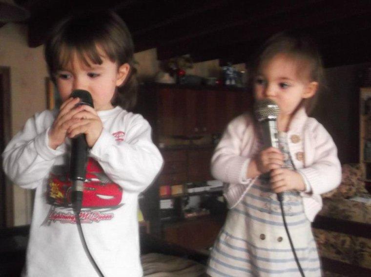 Les Stars ^^ Anthony & Mélina <3