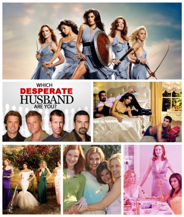 Desperate housewives en 25 questions ! (Calendrier de l'avent)