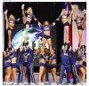 Youtube : Cheerleaders (1 saison dans une équipe de cheerleading)