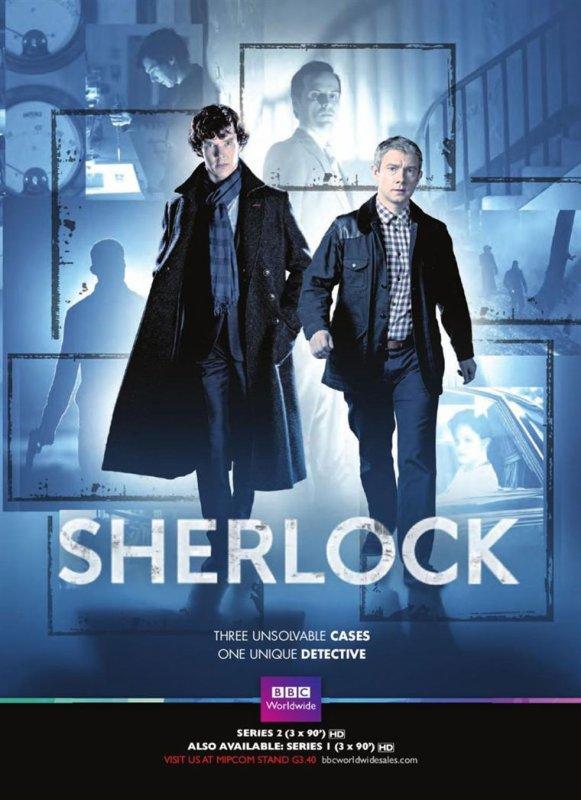 Sherlock saison 1