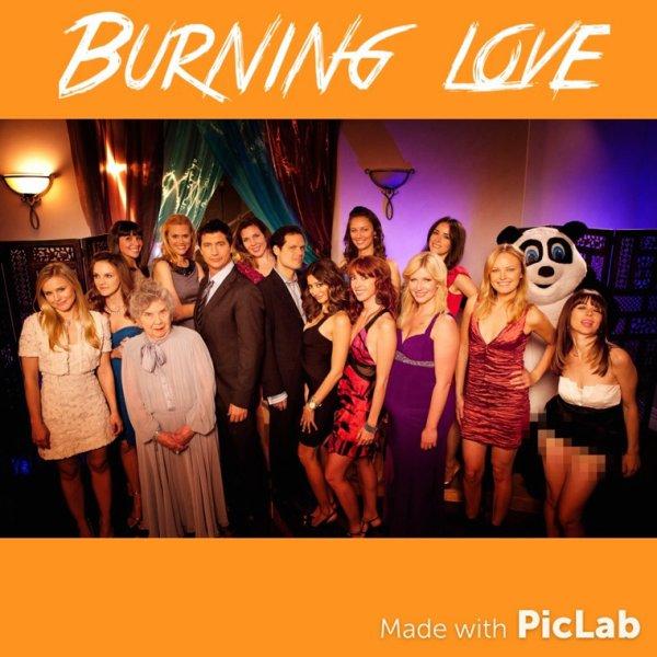 [Nouveauté série] Burning love