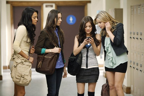 Pretty little liars (saison 1)