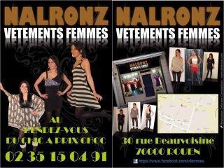 Nalron'z Vêtements Femmes