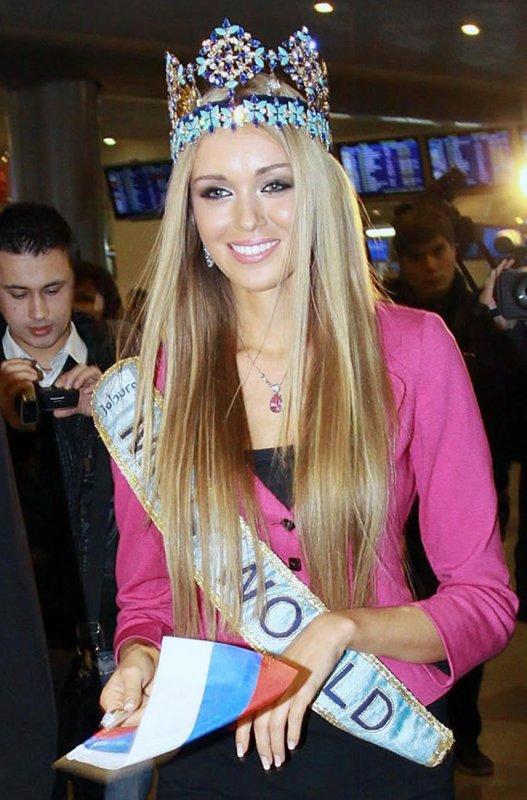 Ksenia Sukhinova Vladimirovna