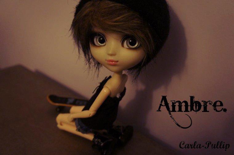 Ambre. ♥