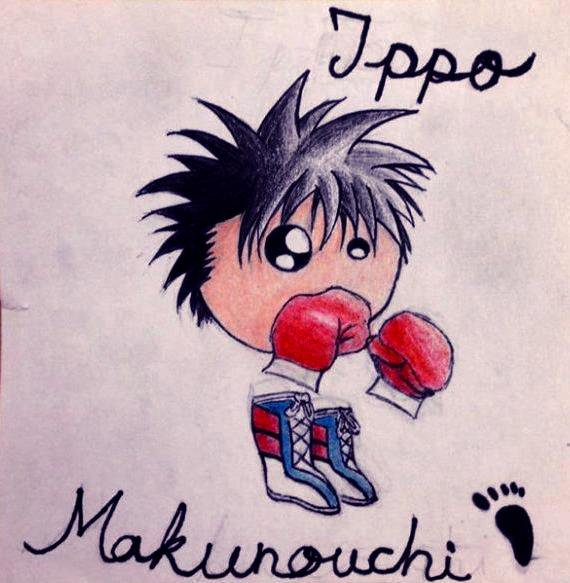 Ippo Makunouchi blablatisé