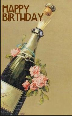 C'est votre anniversaire , venez le fêter au Consul avec vos amis ,on vous offre les bulles*. (* une bouteille pour 4 personnes)