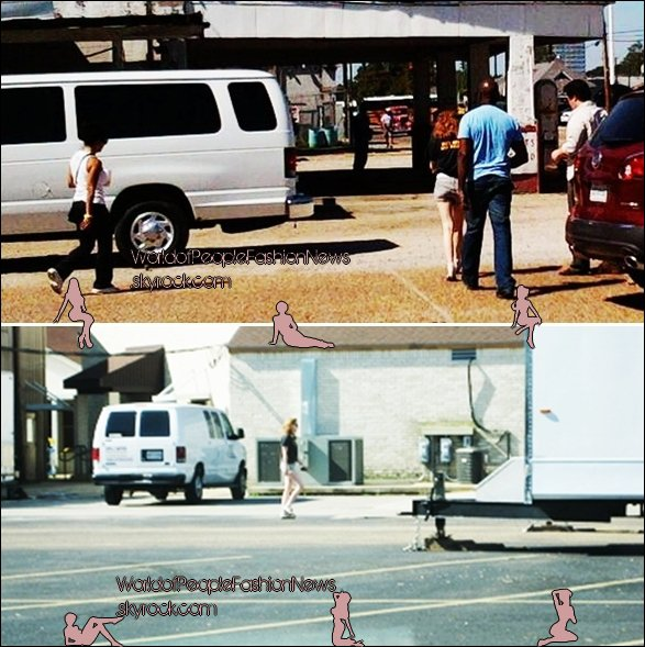 Coup de ♥ Musical. .................................................................................................................................................   14/09/10 : Kristen Stewart sur le set de  On The Road  enLouisiane  .................................................................................................................................................  Coup de ♥ Musical.