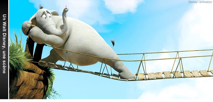 """Article 6 - """"Un Walt Disney, une scène"""" : Horton"""