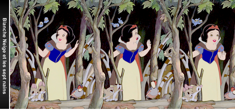Article 11 - Walt Disney : Blanche Neige et les 7 nains