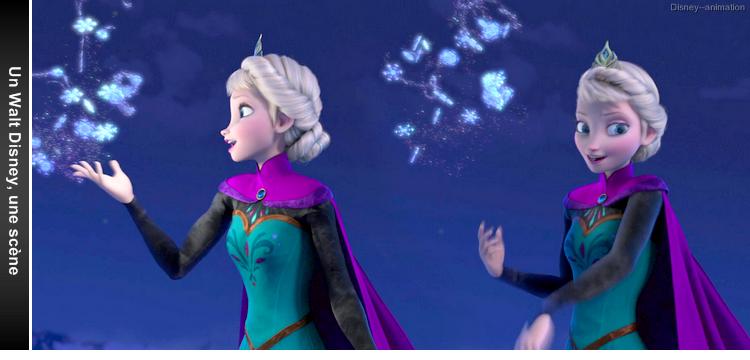 """Article 15 - """"Un Walt Disney, une scène"""" : La Reine des Neiges"""