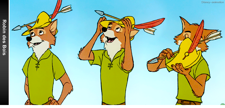 Article 16 - Walt Disney : Robin des Bois
