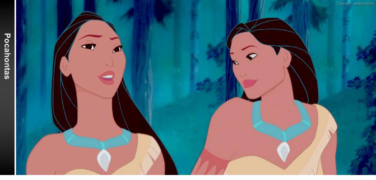 Article 31 - Personnage de Pocahontas : Pocahontas