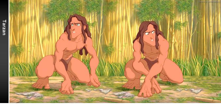 Article 34 - Walt Disney : Tarzan