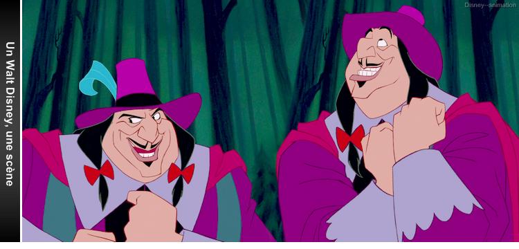 Article 36 - Un Walt Disney, une scène : Pocahontas