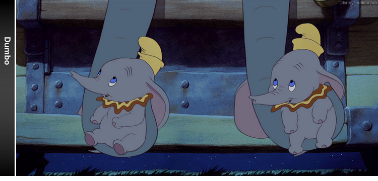 Article 51 - Walt Disney : Dumbo