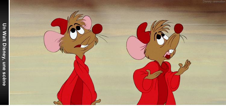 Article 55 - Un Walt Disney, une scène : Cendrillon