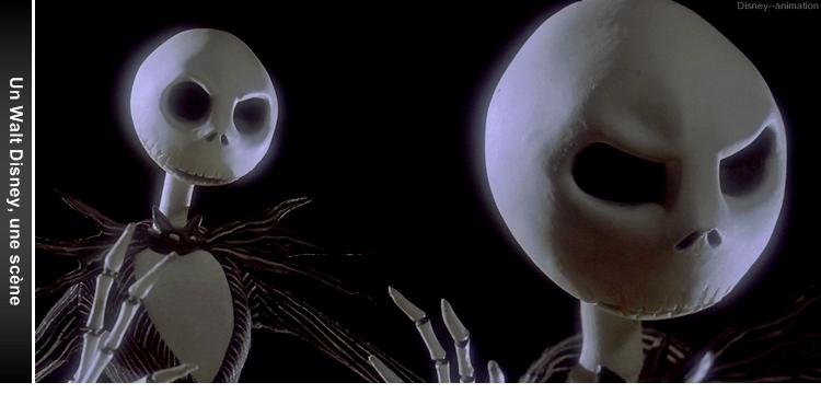 Article 57 - Un Walt Disney, une scène : L'étrange Noël de Monsieur Jack