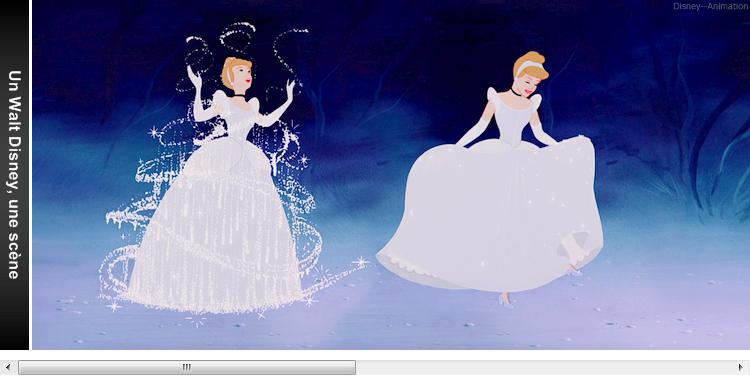 Article 66 - Un Walt Disney, une scène : Cendrillon