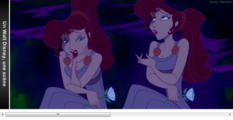 Article 69 - Un Walt Disney, une scène : Hercule