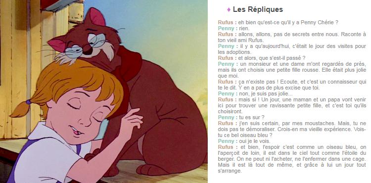 Article 78 - Walt Disney : Les aventures de Bernard et Bianca
