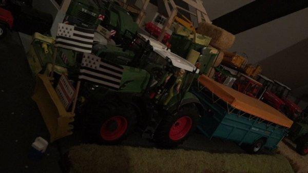 En soutient à mes Amis Agriculteurs qui sont à Paris !!!