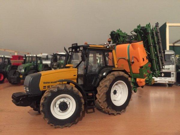 Tracteur à tout faire !!!
