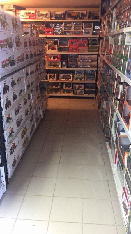 Porte ouverte boutique 100% pur tracteur à Guidel (56)