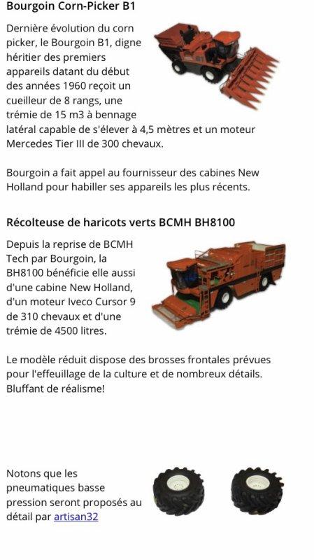 Recherche BMCH tech