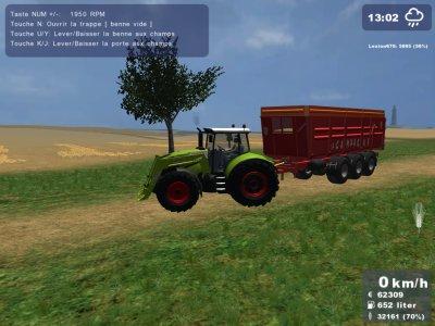 my Landwirtschafts Simulator 2009 Gold Edition