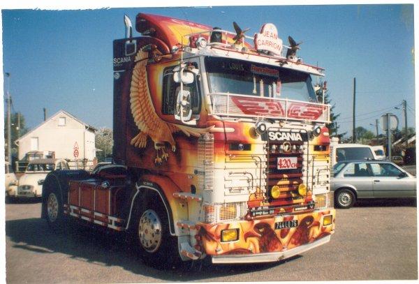 départ pour dijon en 1990
