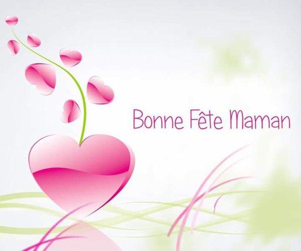 Bonne Fête Des Mères A Toutes Les Maman du Monde !!! :)
