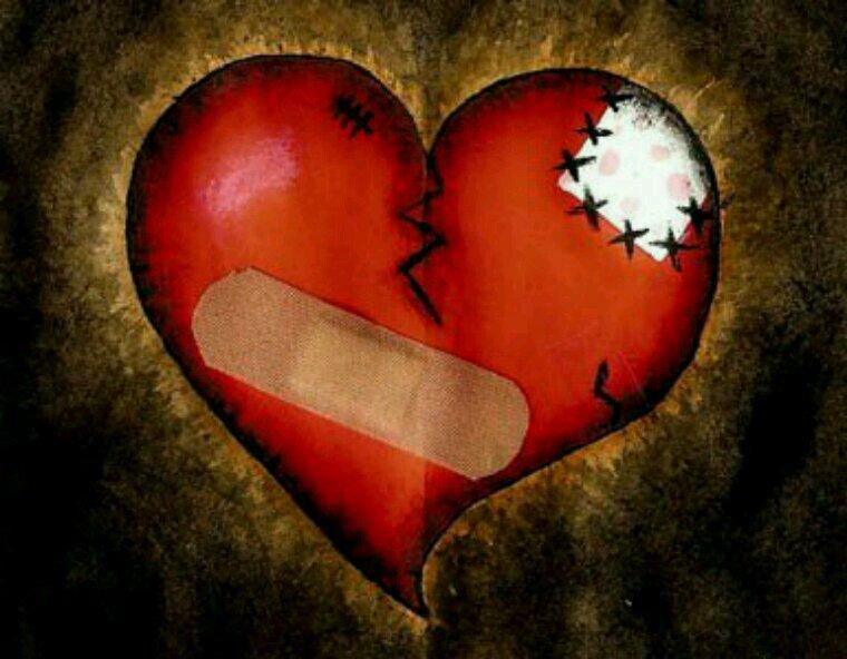 Penser a une personne que plus jamais nous ne pourront plus avoir sa fait du mal mais pleurer sa fait du bien  ???